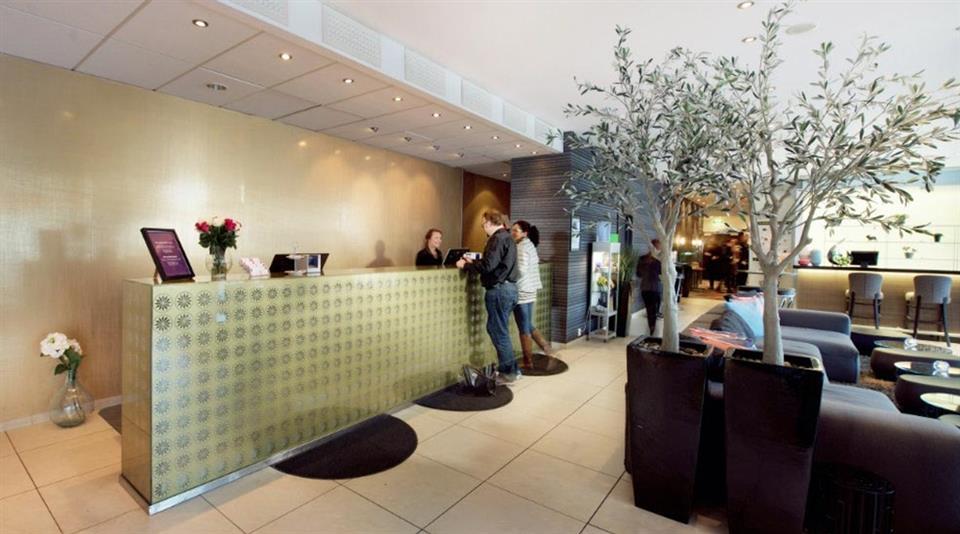 Clarion Collection Hotel Aurora Reception