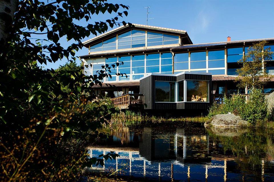 Arken Hotel And Art Garden Spa fasad