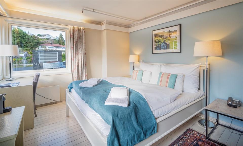 Strand Hotel Fevik Standard Dobbeltrom