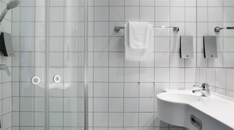 Comfort Hotel Børsparken Badrum