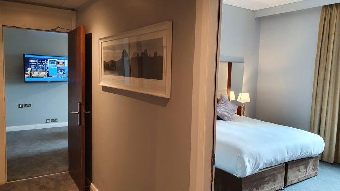Corridor in Family Plus Room