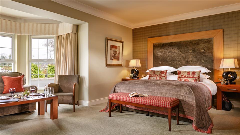 Ballygarry House Hotel Junior Suite