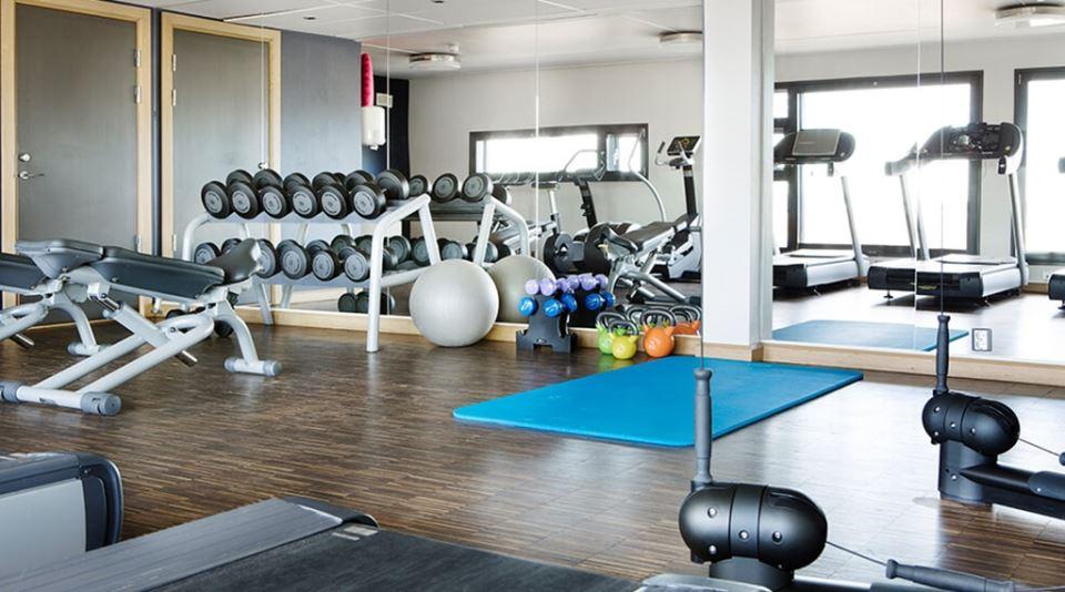 Comfort Hotel Runway Gym