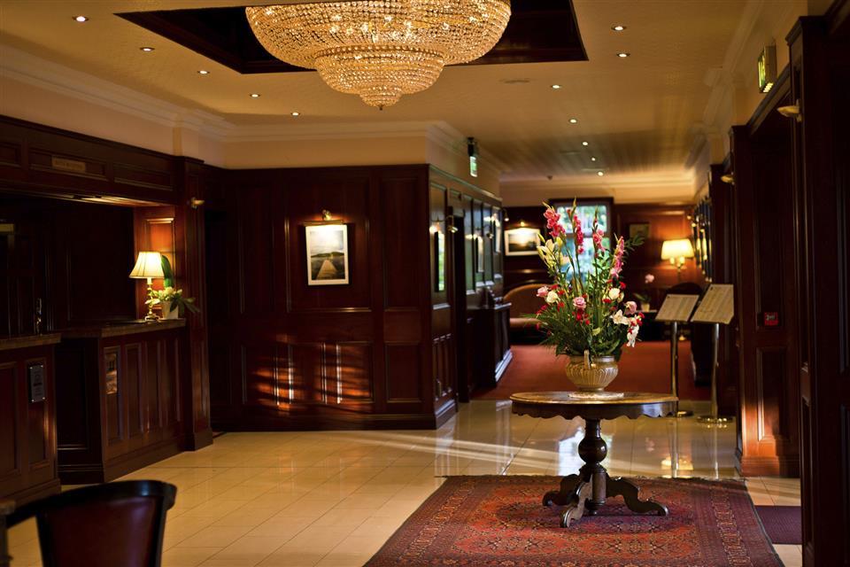 Harvey's Point Hotel Reception