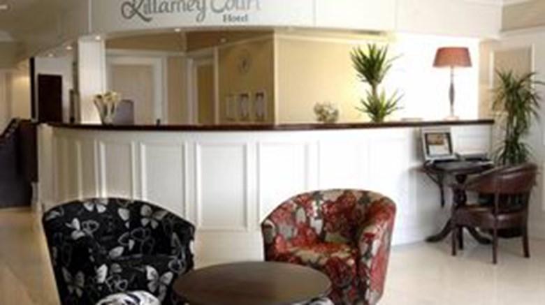 Killarney Court Hotel reception