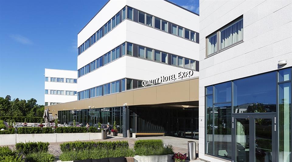Quality Hotel Expo Entré