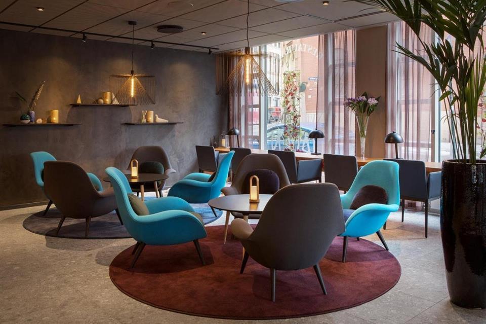 Scandic Victoria Oslo Lounge