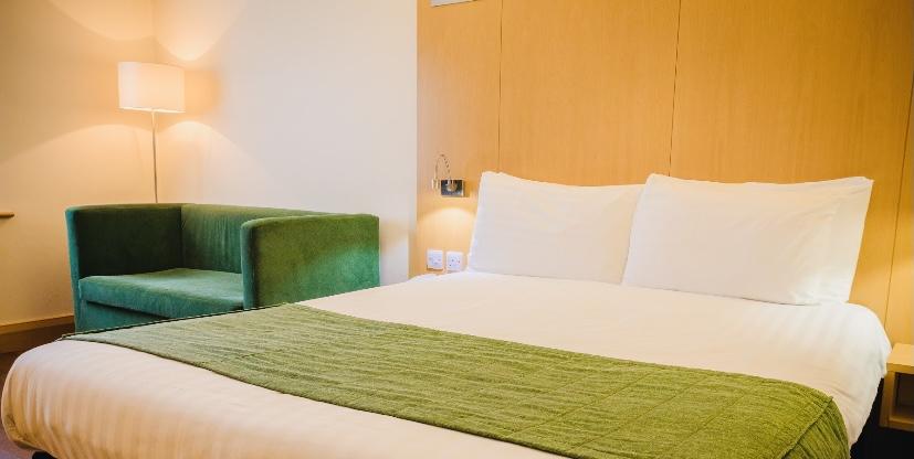 Station House Hotel Letterkenny Double Bedroom