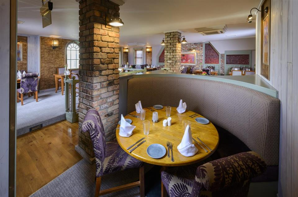 Dromhall Hotel restaurant