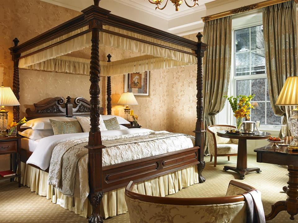Great Southern Hotel bedroom