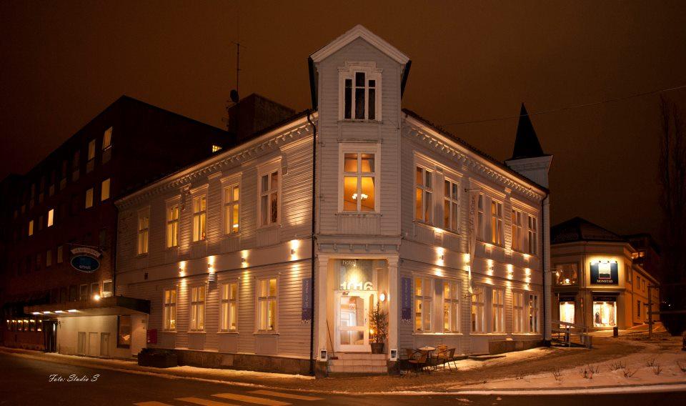 Hotell 1016 Olav Digre Entré