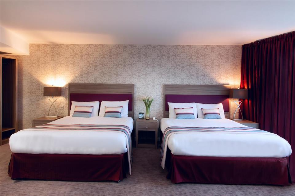 The Shandon Hotel & Spa Bedroom