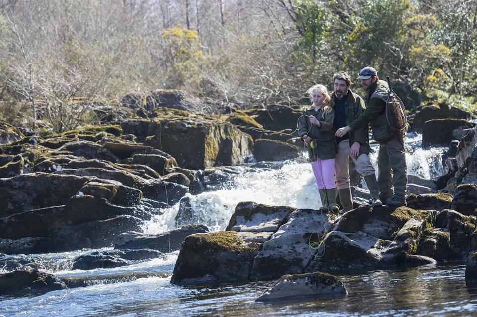 sheen falls lodge activity