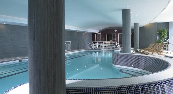 Maryborough Hotel  & Spa Swimming Pool