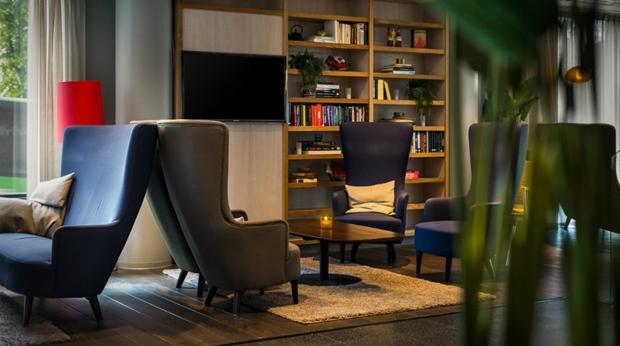 Clarion Hotel Stavanger Livingroom
