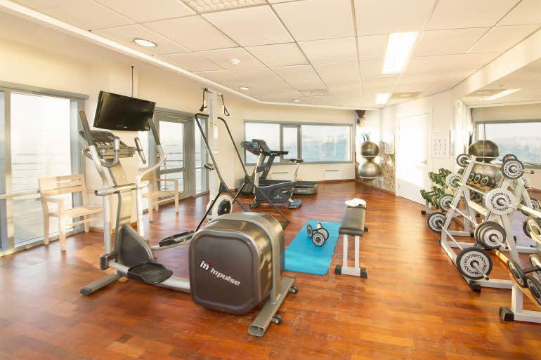 Scandic Seilet Gym