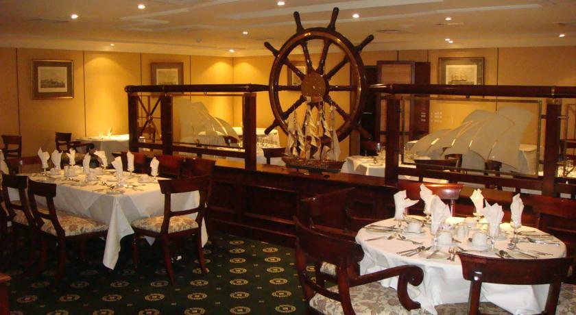 Brandon Hotel Tralee restaurant