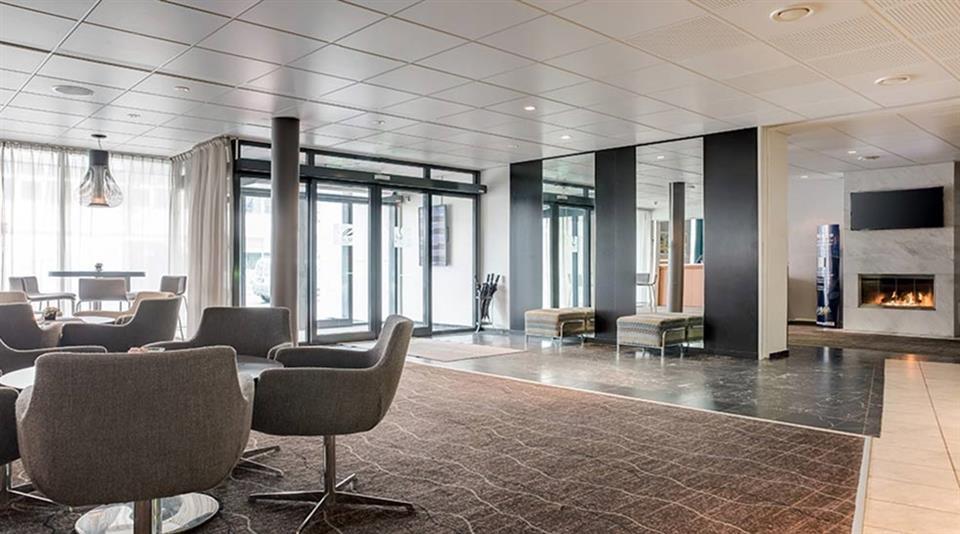 Quality Airport Hotel Værnes Entré