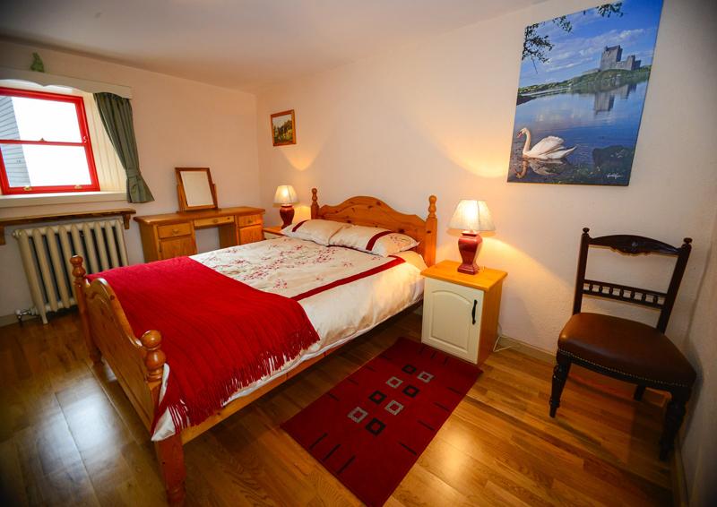 Berties Cottage Bedroom