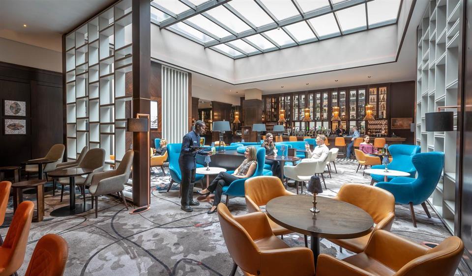 Clayton Hotel Dublin Airport Bar