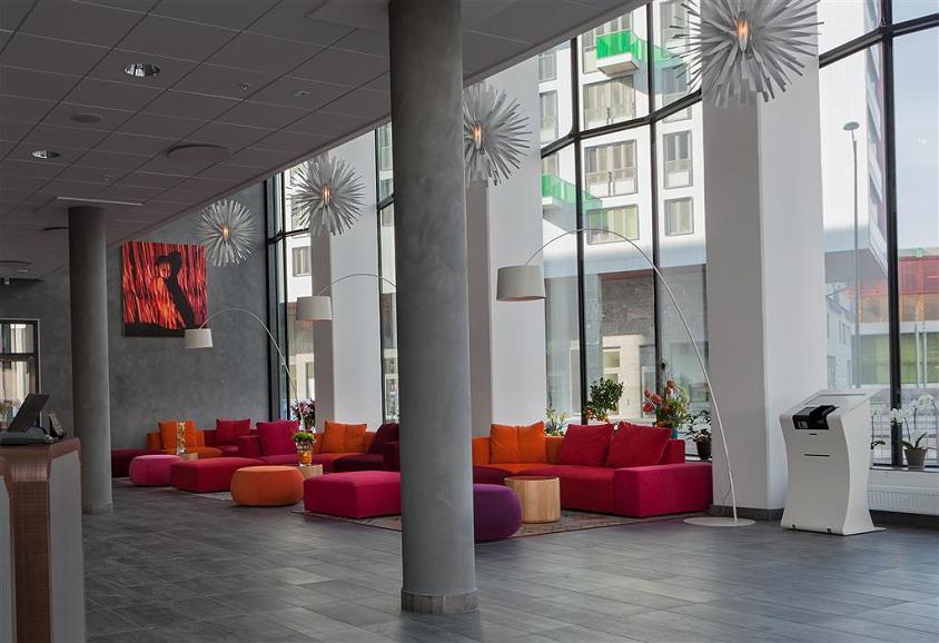 Best Western Malmö Arena Hotel Lobby