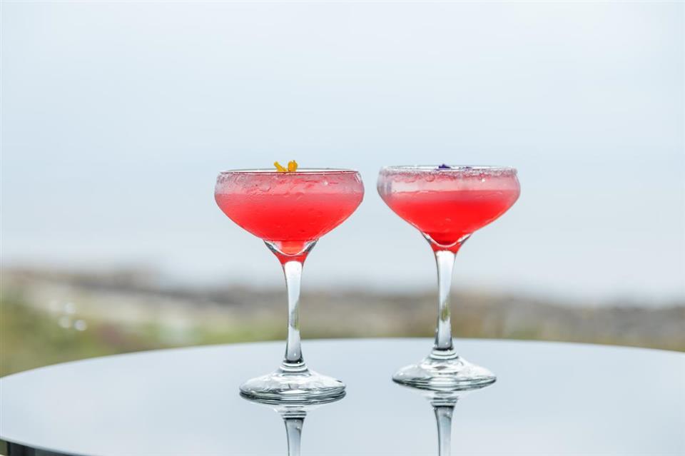 Connemara Coast Hotel Cocktail