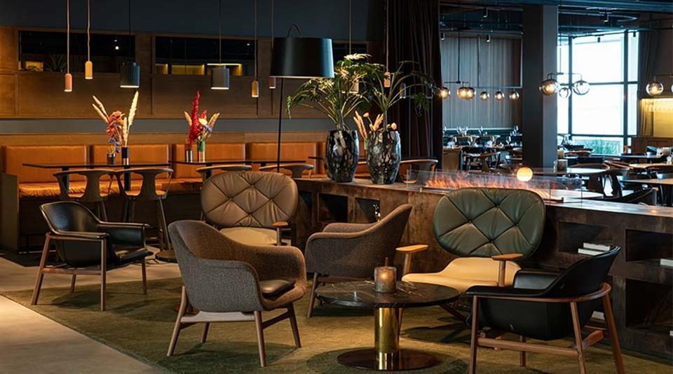Quality Hotel Ålesund Lobby