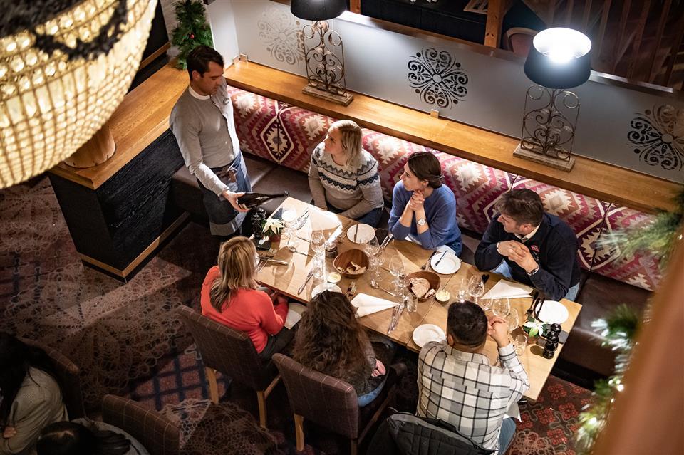 Fretheim Hotel Restaurang