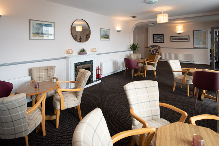 Carna Bay Hotel - Bar Area