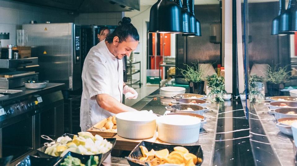 Quality Hotel Fredrikstad Restaurang