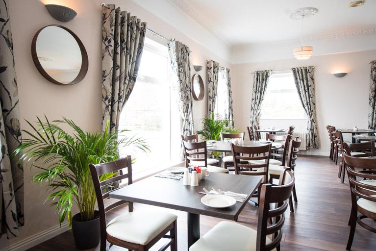 Carna Bay Hotel - Restaurant View