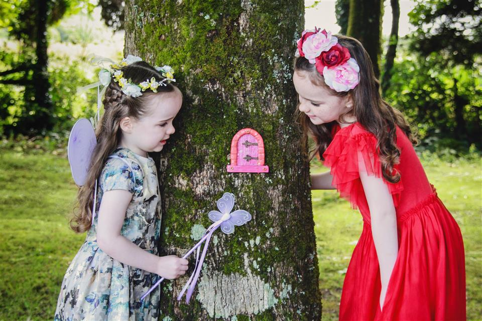 Radisson Blu Hotel Limerick Fairy Garden