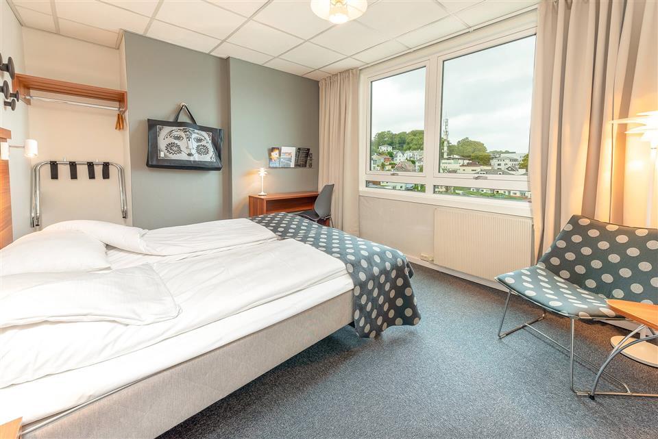 Hotel Sverre Dubbelrum