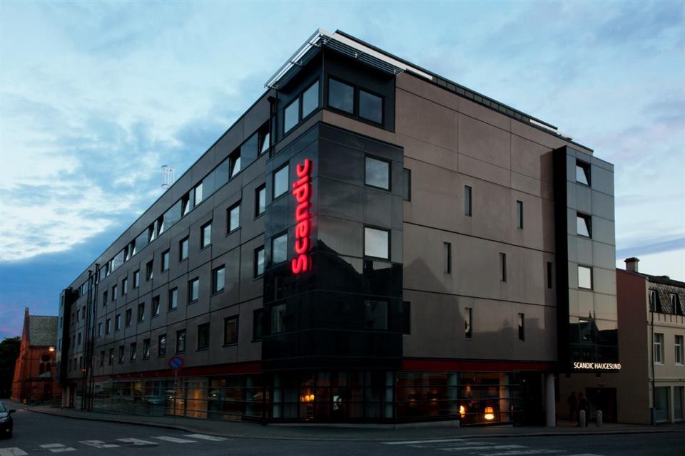 Scandic Haugesund Fasad