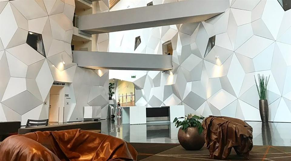Clarion Hotel Trondheim Lobby