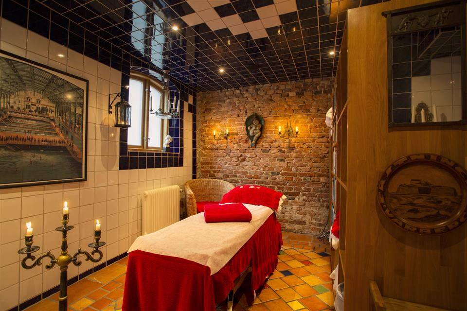 Hotell Gästis Massage