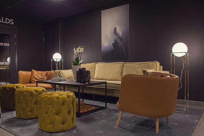 Best Western Plus Hus 57 Lounge