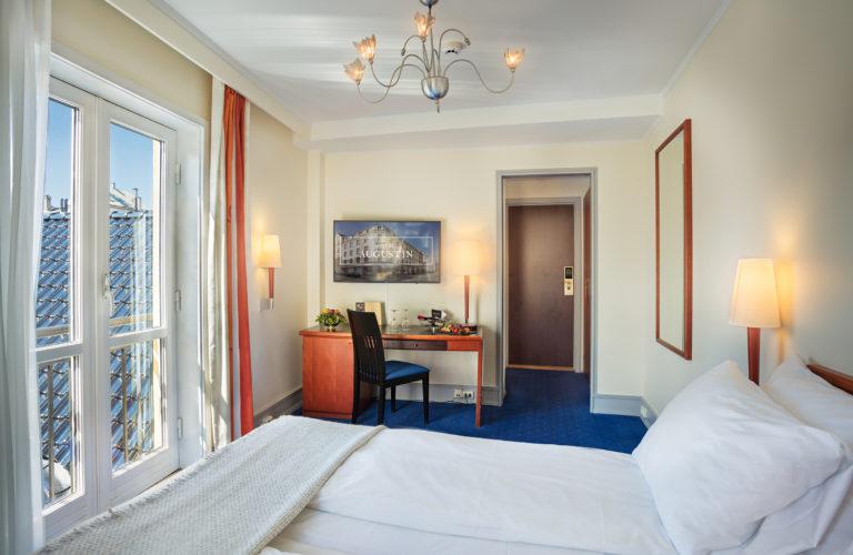 Augustin Hotel Dubbelrum