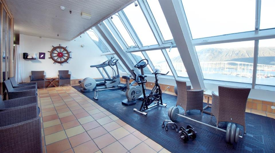 Clarion Collection Hotel With Gym