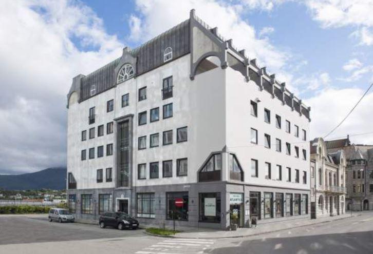 First Hotel Atlantica Fasad