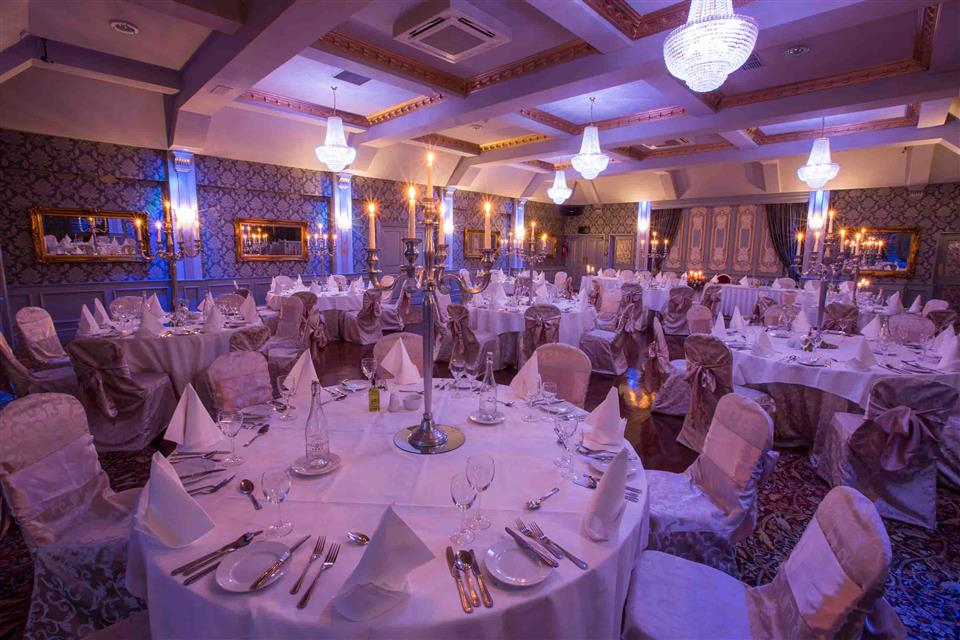 Anner Hotel & Leisure Centre Banqueting Room