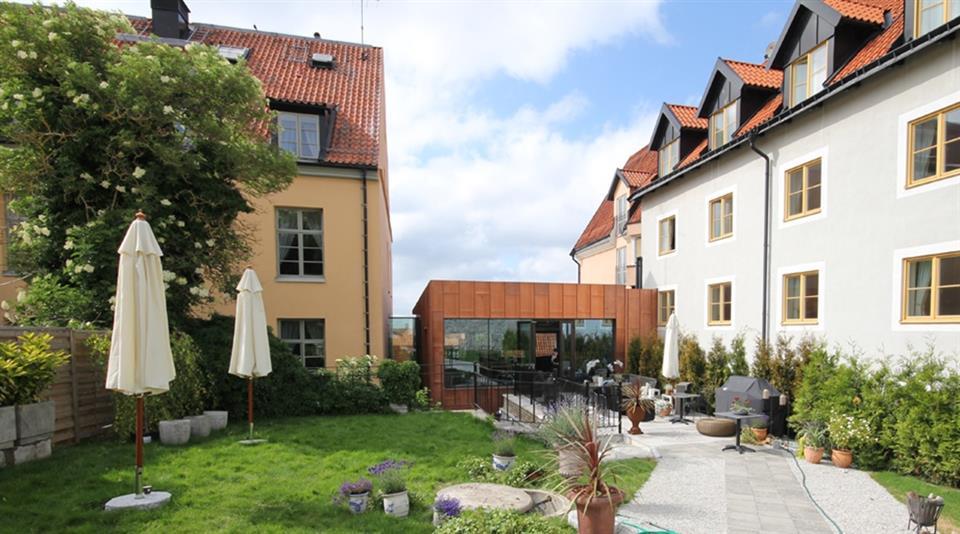Clarion Hotel Wisby Innergård