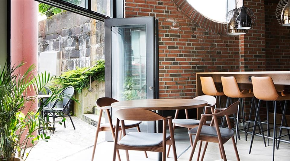 Comfort Hotel Bergen Restaurang