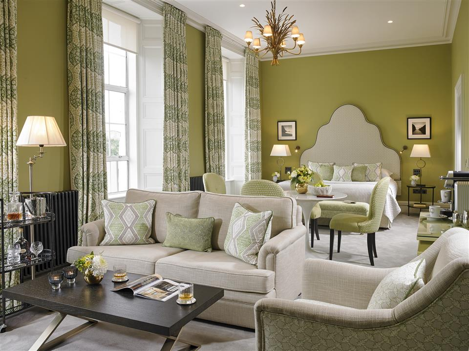 Actons Hotel Charlesfort Suite