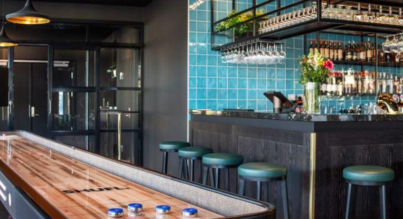 Thon Hotel Harstad Bar