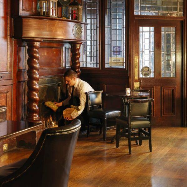 Grand Hotel Tralee bar