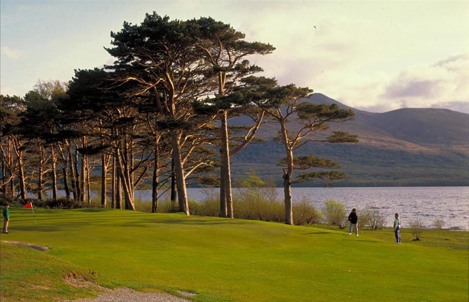 Innisfallen Hotel Killarney Golf Club