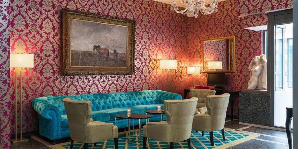 Thon Hotel Cecil Reception