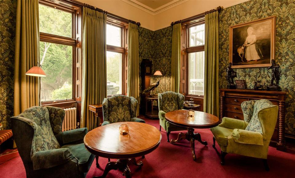 The Cahernane House Hotel Libary