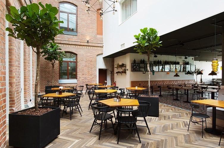 Elite Hotel Mimer Restaurang